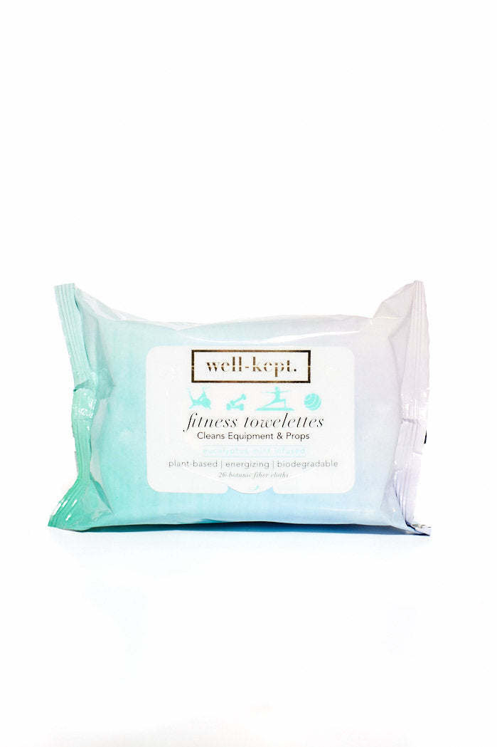 fab'rik - WELL KEPT FITNESS TOWELETTES ProductImage-4618461610042