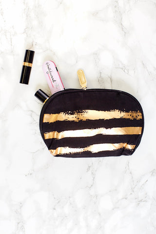 BRUSH STROKE COSMETIC BAG