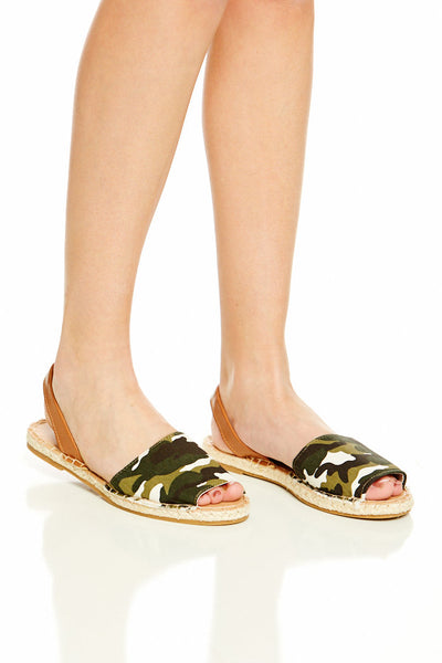 fab'rik - SHORE THING SANDAL image thumbnail