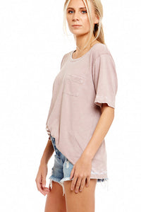 FREELOADER JANE BURNOUT TEE