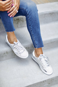 fab'rik - Dale Metallic Star Sneaker ProductImage-11470333083706