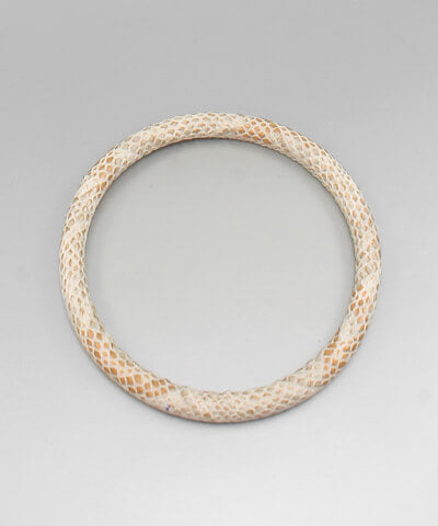 fab'rik - Goldie Snakeskin Bangle image thumbnail