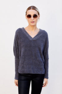 fab'rik - Aura V Neck Sweater ProductImage-13533671161914