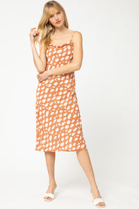 Preorder Cape Coral Printed Midi Dress