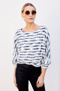 fab'rik - Dream Striped Cropped Sweater ProductImage-13533643178042
