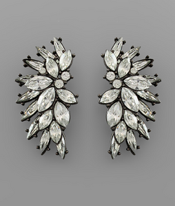 fab'rik - Crystal Cluster Wing Earring ProductImage-13567730810938