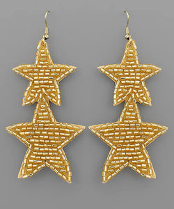 fab'rik - Sequin Star Earrings ProductImage-13849814401082