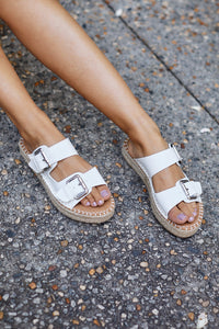 SALE - Scenic View Sandal