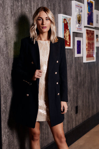 Asher Alvin Blazer Dress