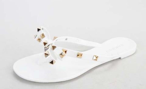 PreOrder Adrie Studded Bow Sandal
