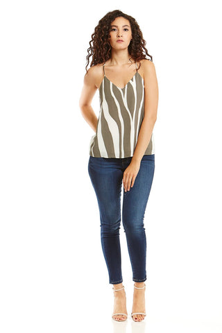 Isabell Stripe Tank