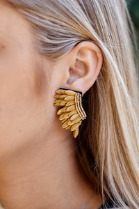 Sophie Wing Earrings
