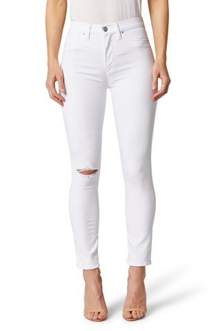 PreOrder Hudson Holly High Rise Crop Skinny