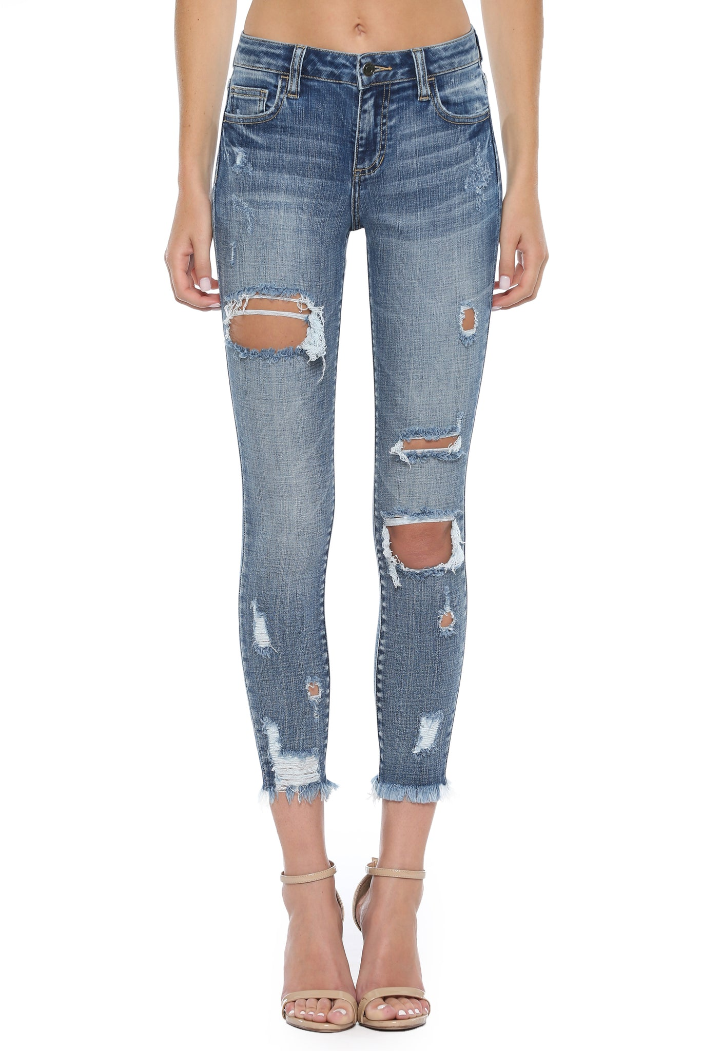 fab'rik - Monaco Distressed Crop Skinny Jean ProductImage-13876812120122