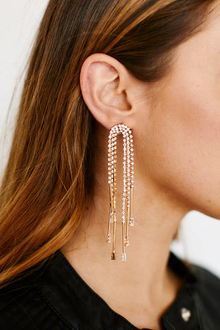 Falling In Lust Drop Earrings