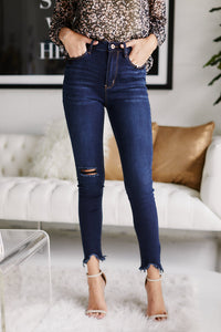 fab'rik - BRIXLEY SUPER DARK DENIM - DARK WASH - 13 ProductImage-11469849428026