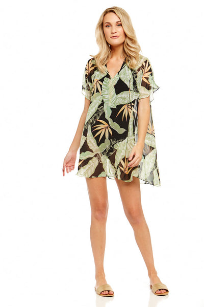fab'rik - ASHER CONCORD COVERUP IN BLACK image thumbnail