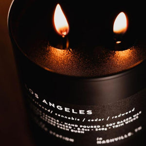 Grab & Go Compass Series Los Angeles Candle
