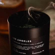 Load image into Gallery viewer, Grab & Go Compass Series Los Angeles Candle