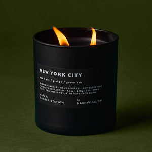 Grab & Go Compass Series New York Candle