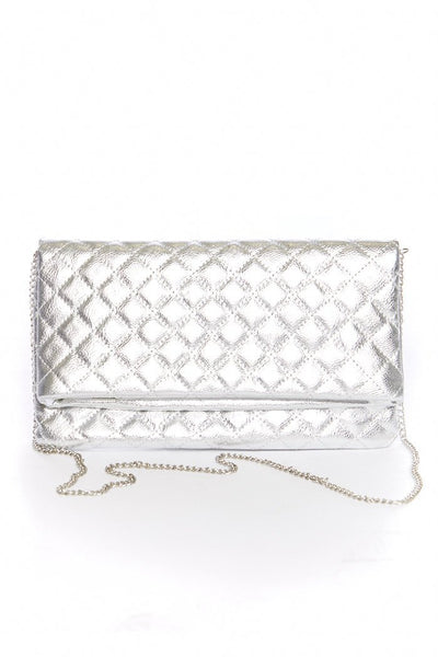 fab'rik - Wendy Metallic Quilted Bag image thumbnail