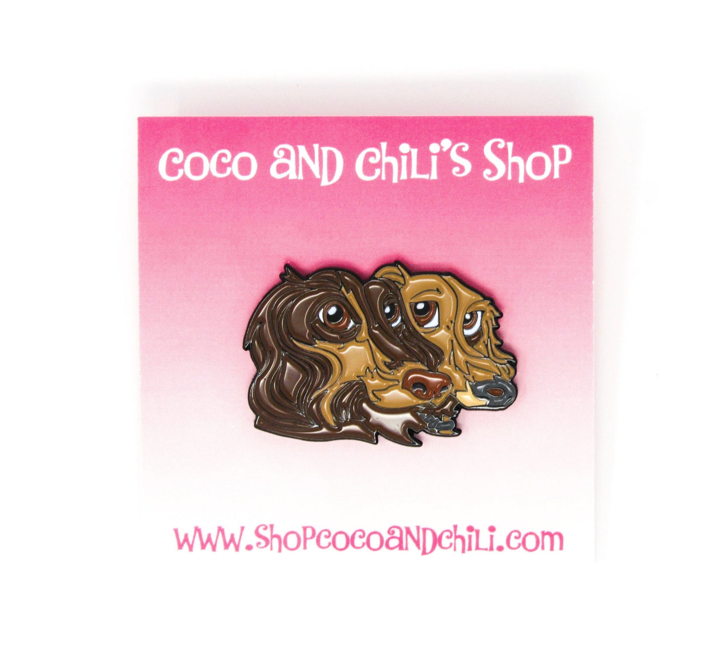 Coco and Chili's Pins | Coco and Chili's Shop