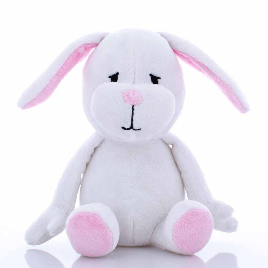 Pure Bunny Plush Squeak Dog Toy 6