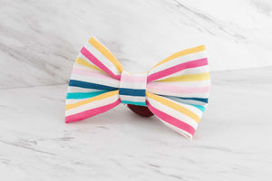 Bowtie - Rainbow Bright