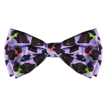 Novelty Bowtie - Chocolate Bunny