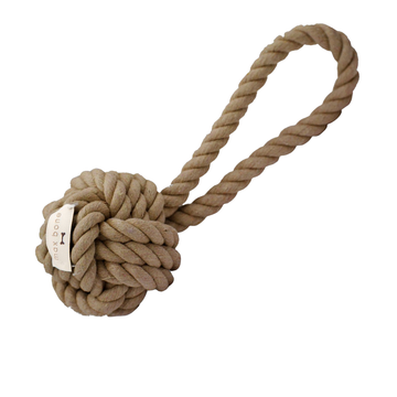 Taupe Rope Toy