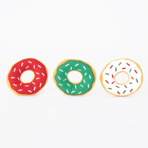 Holiday Miniz 3-Pack Donutz