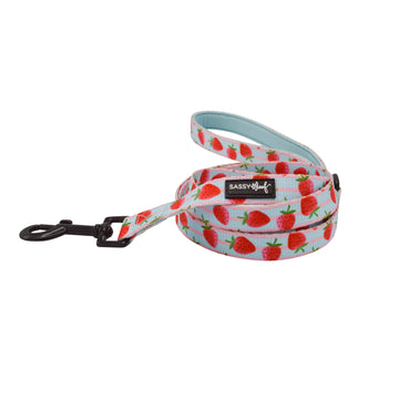 Leash - I woof you berry much