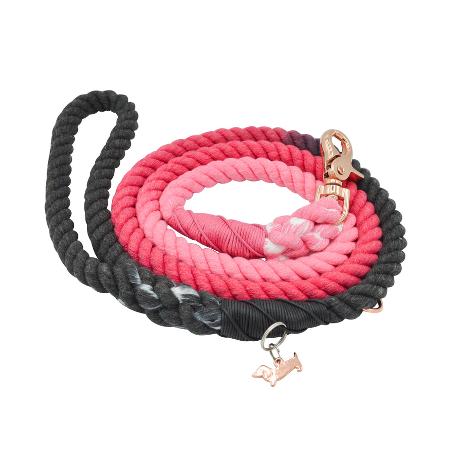 Sassy Rope Leash - Juliet