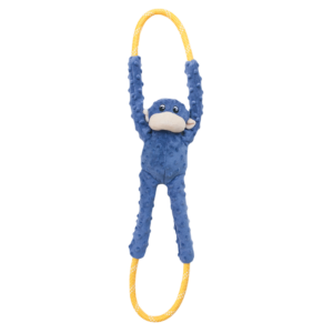 Monkey RopeTugz® - Blue - Coco and Chili's Shop