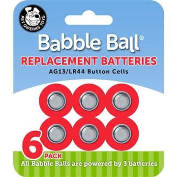 Babble Ball Battery Replacement