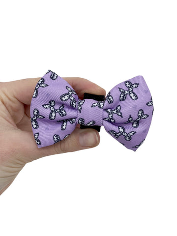 Bow Tie - Party Animal - Lilac