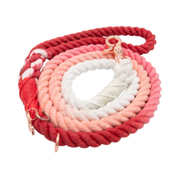 Rope Leash - Poppy