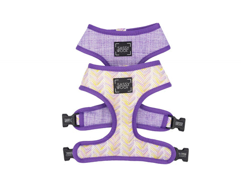 Reversible Harness - Aurora