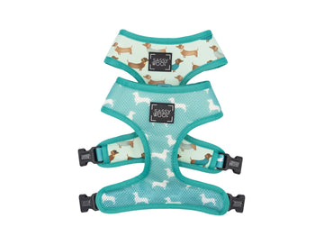 Reversible Harness - Sassy & Posh - Coco and Chili's Shop