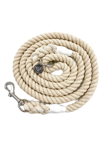 Rope Leash - Natural Beauty