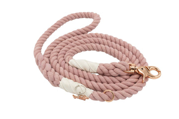 Rope Leash - Rose All Day
