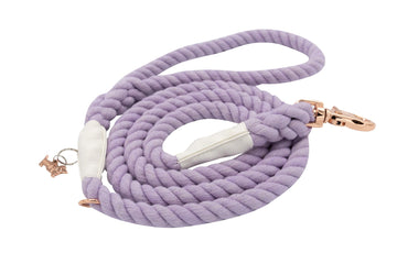 Rope Leash - Lavender