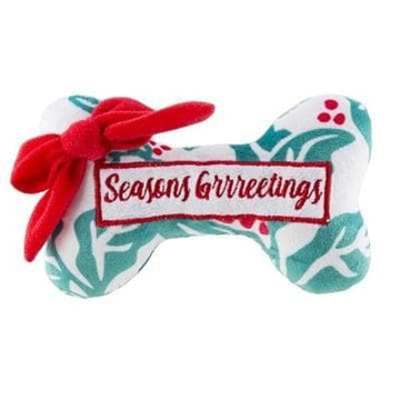 Seasons Grrreetings Puppermint Bone - Coco and Chili's Shop