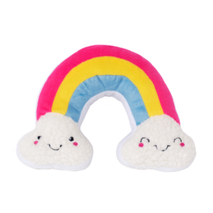 Squeakie Pattiez - Rainbow - Coco and Chili's Shop