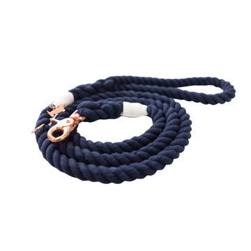 Rope Leash - Nautical