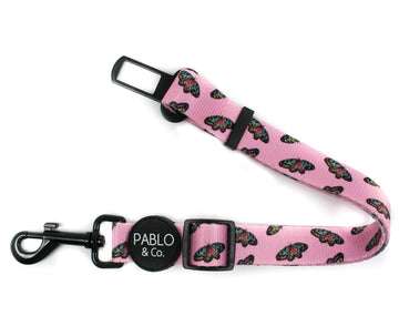 Adjustable Car Restraint - Butterflies - Coco and Chili's Shop