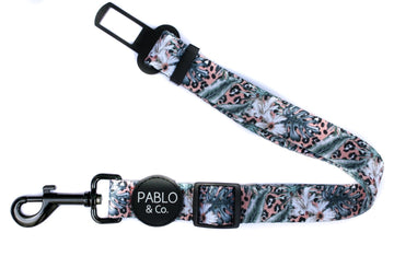 Adjustable Car Restraint - Palm Beach - Coco and Chili's Shop