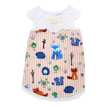 Animal Fun Dress - Coco and Chili's Shop