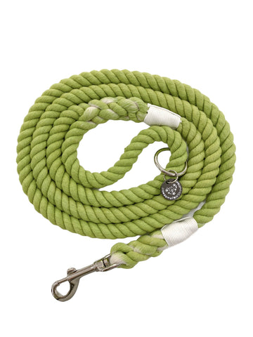 Rope Leash - Avocado