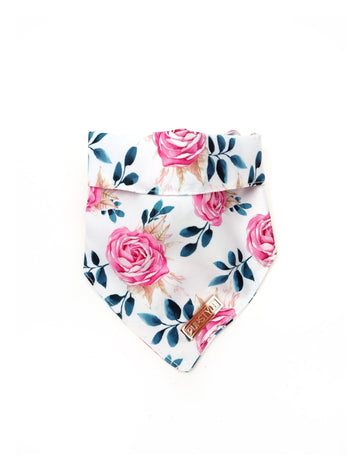 Bandana - Fresh Blooms - Coco and Chili's Shop
